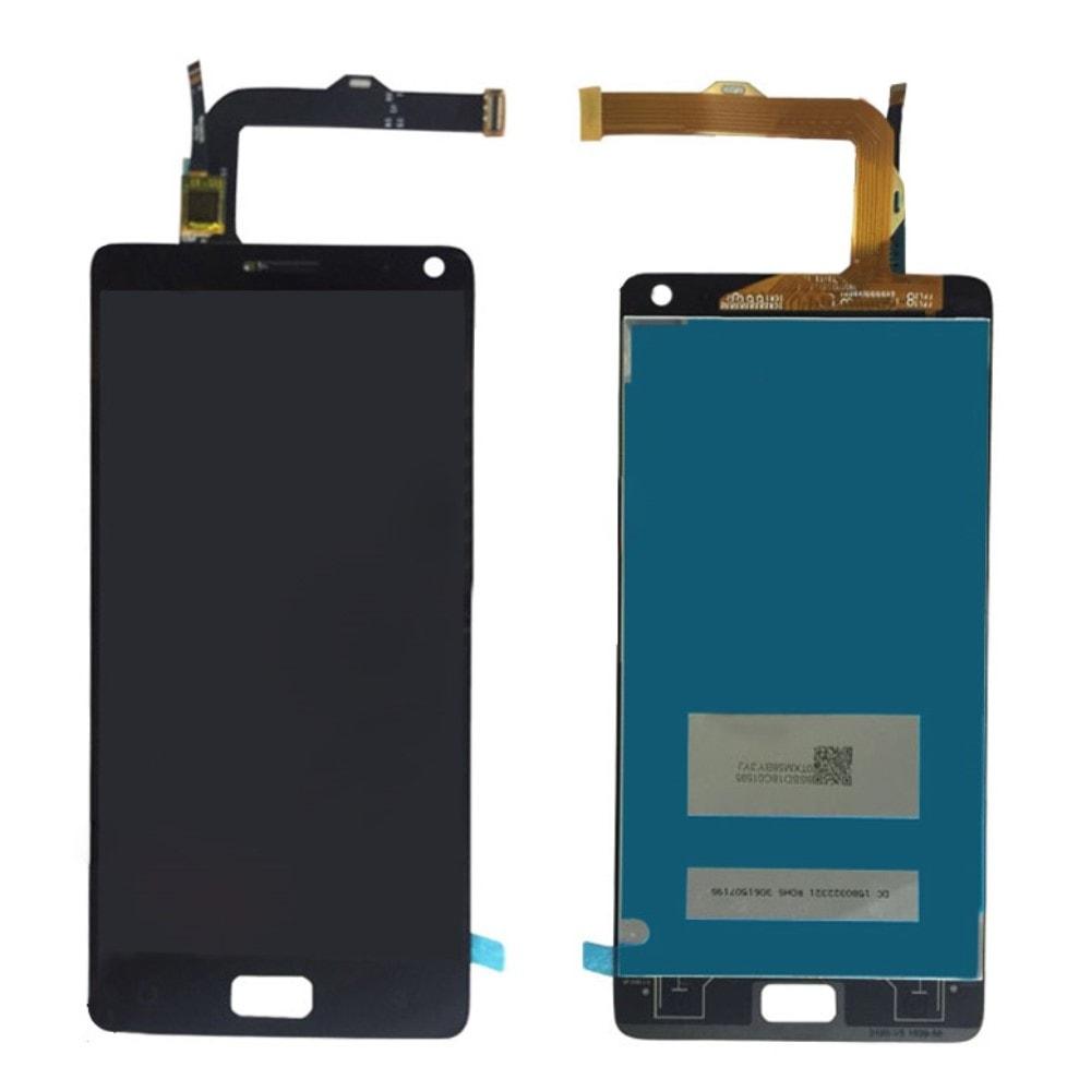 Lenovo Vibe P1 LCD displej dotykové sklo černé P1c72 P1a42 P1c58