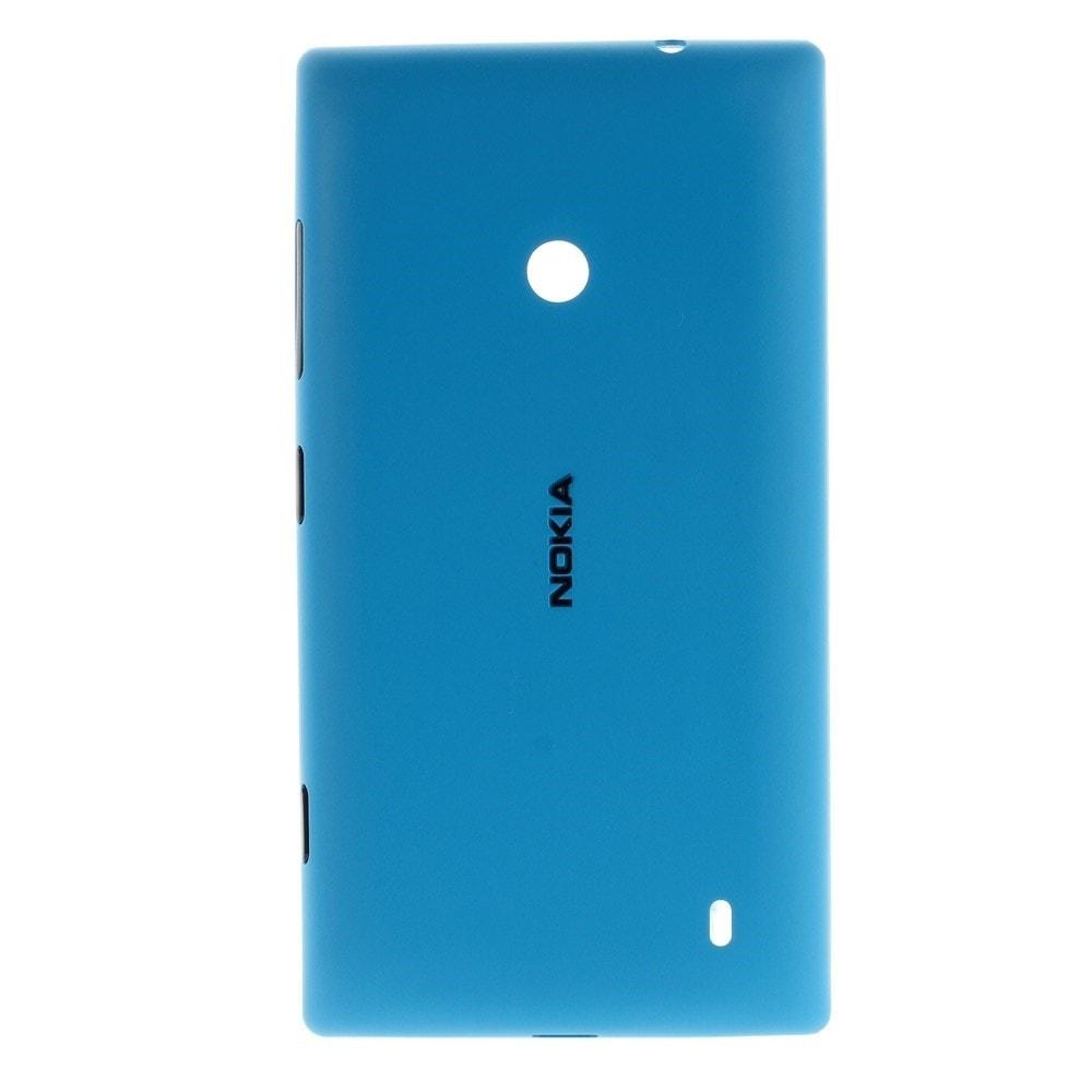 Nokia Lumia 520 zadní kryt baterie modrý