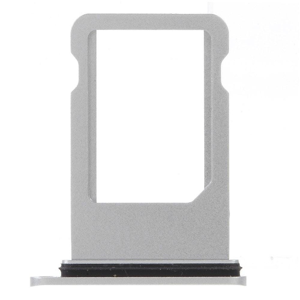 Apple iPhone 8 Plus šuplík na SIM kartu stříbrný