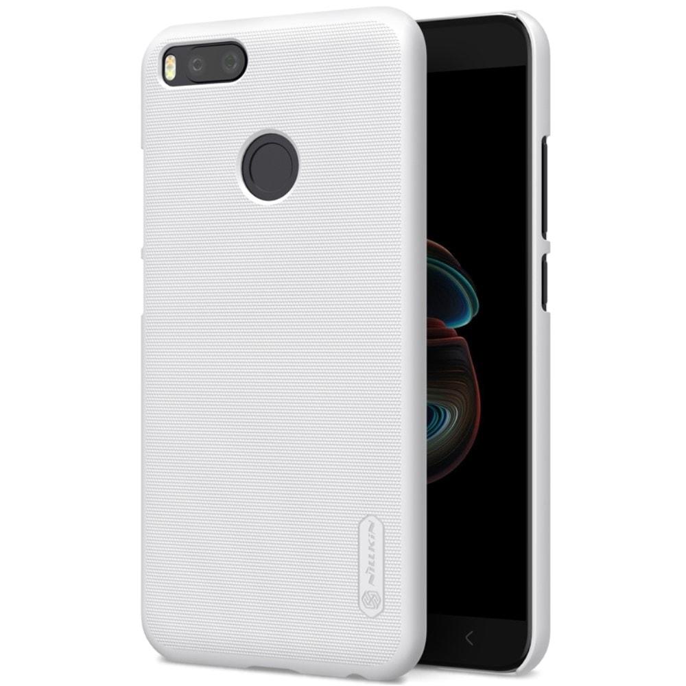 Xiaomi Mi A1 Nillkin super frosted ochranné pouzdro zadní kryt bílý