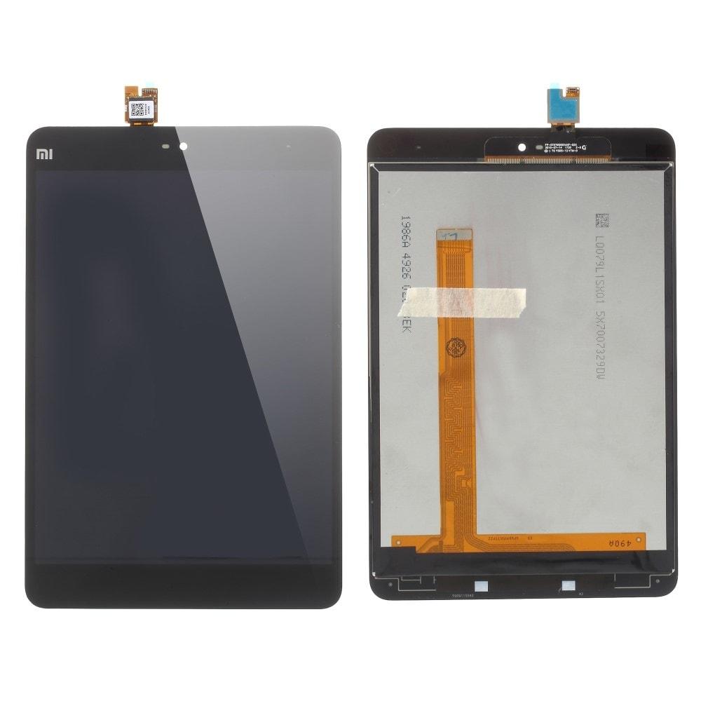 Xiaomi Mi Pad 2 LCD displej dotykové sklo komplet černý