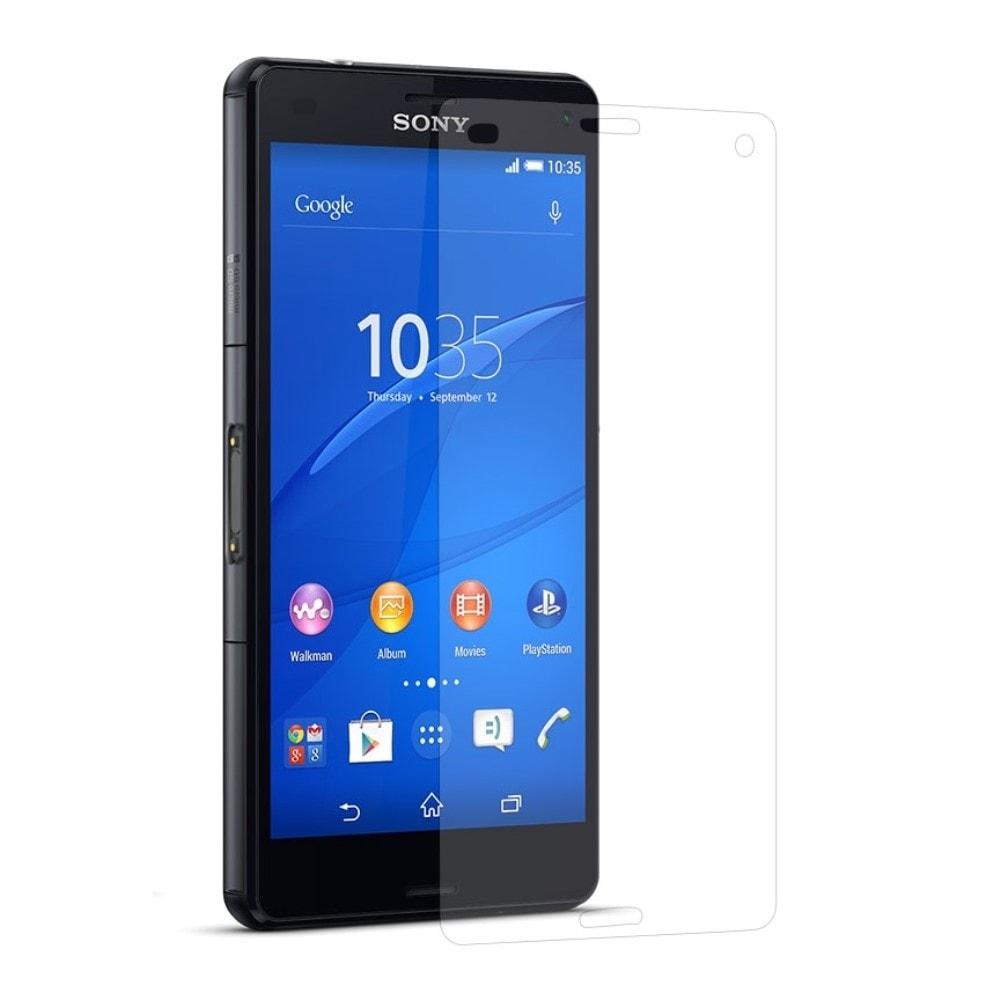 Sony Xperia Z3 Compact Ochranné tvrzené sklo na displej D5803