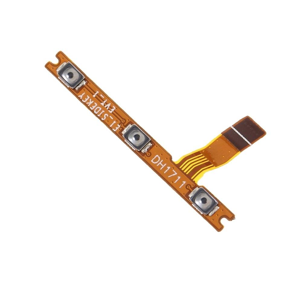 Nokia 3 zapínací flex kabel ovládání tlačítka volume