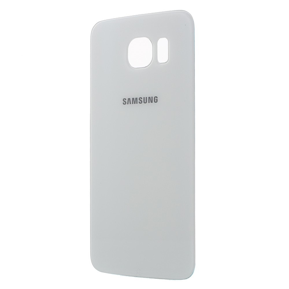 Samsung Galaxy S6 zadní kryt baterie bílý G920F