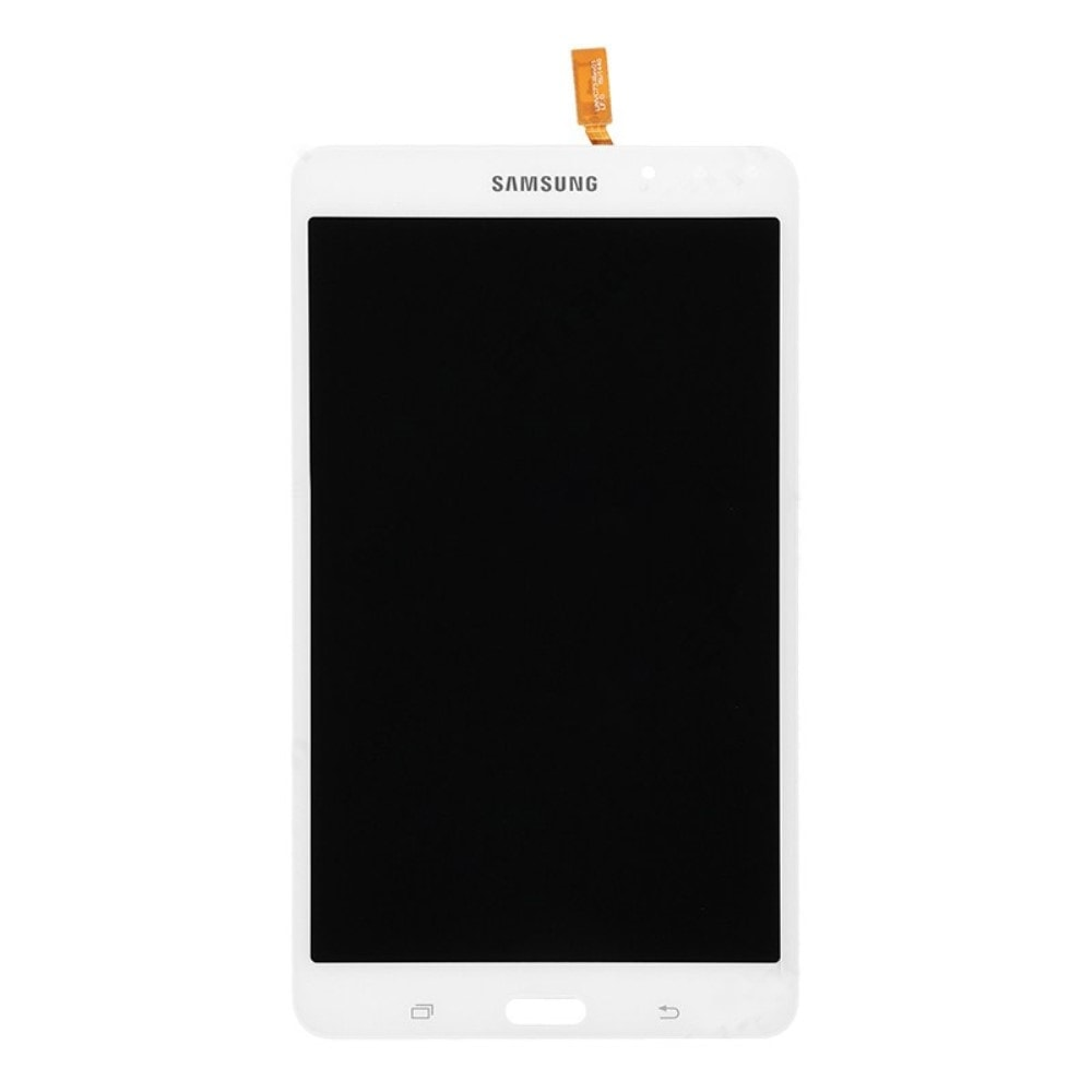 Samsung Galaxy Tab 4 7.0 T230 LCD displej dotykové sklo bílé