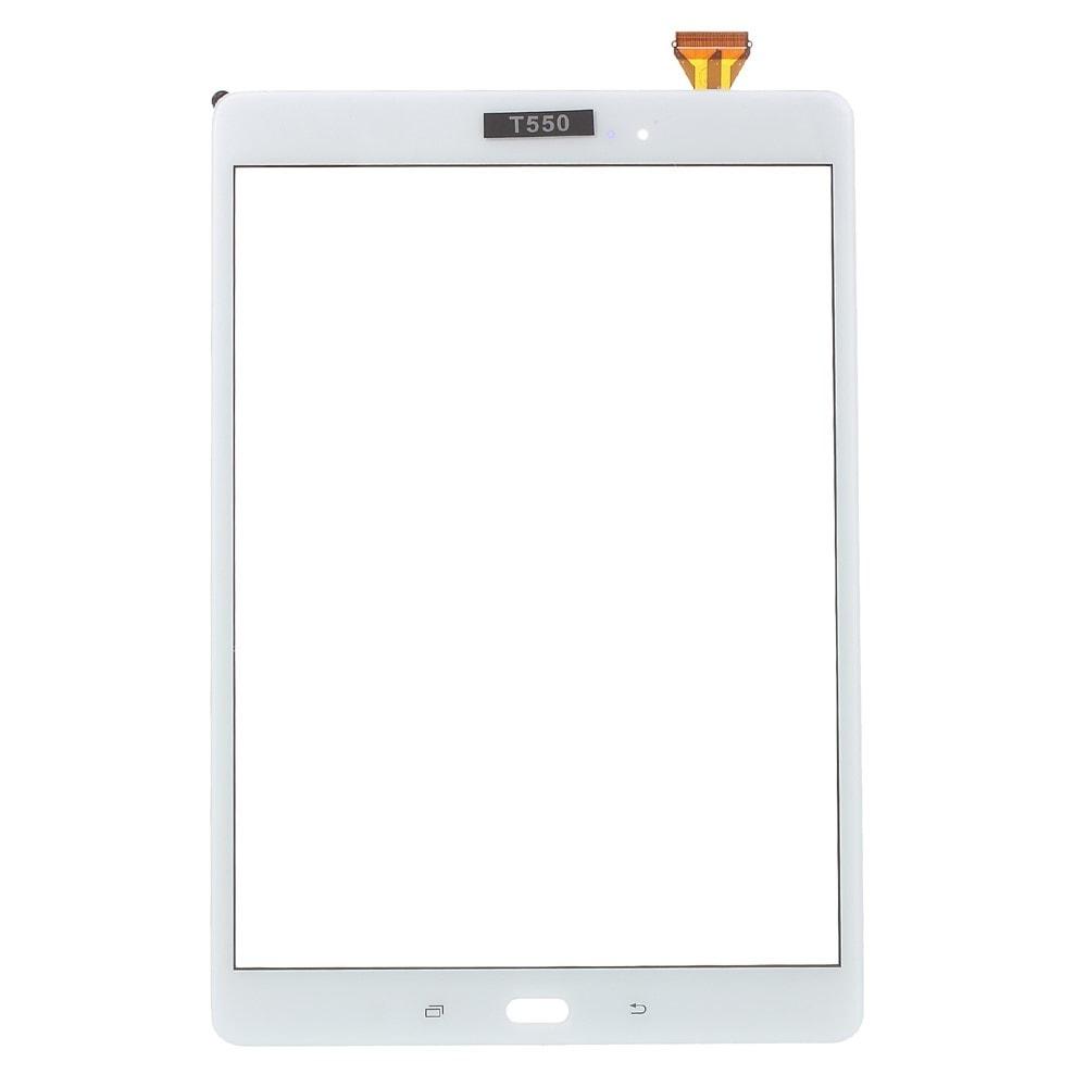Samsung Galaxy Tab A 9.7 Dotykové sklo bílé T550 T555