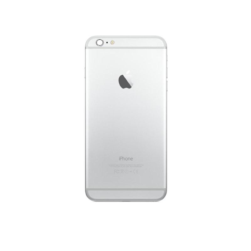 Apple iPhone 6 Plus zadní kryt baterie stříbrný silver