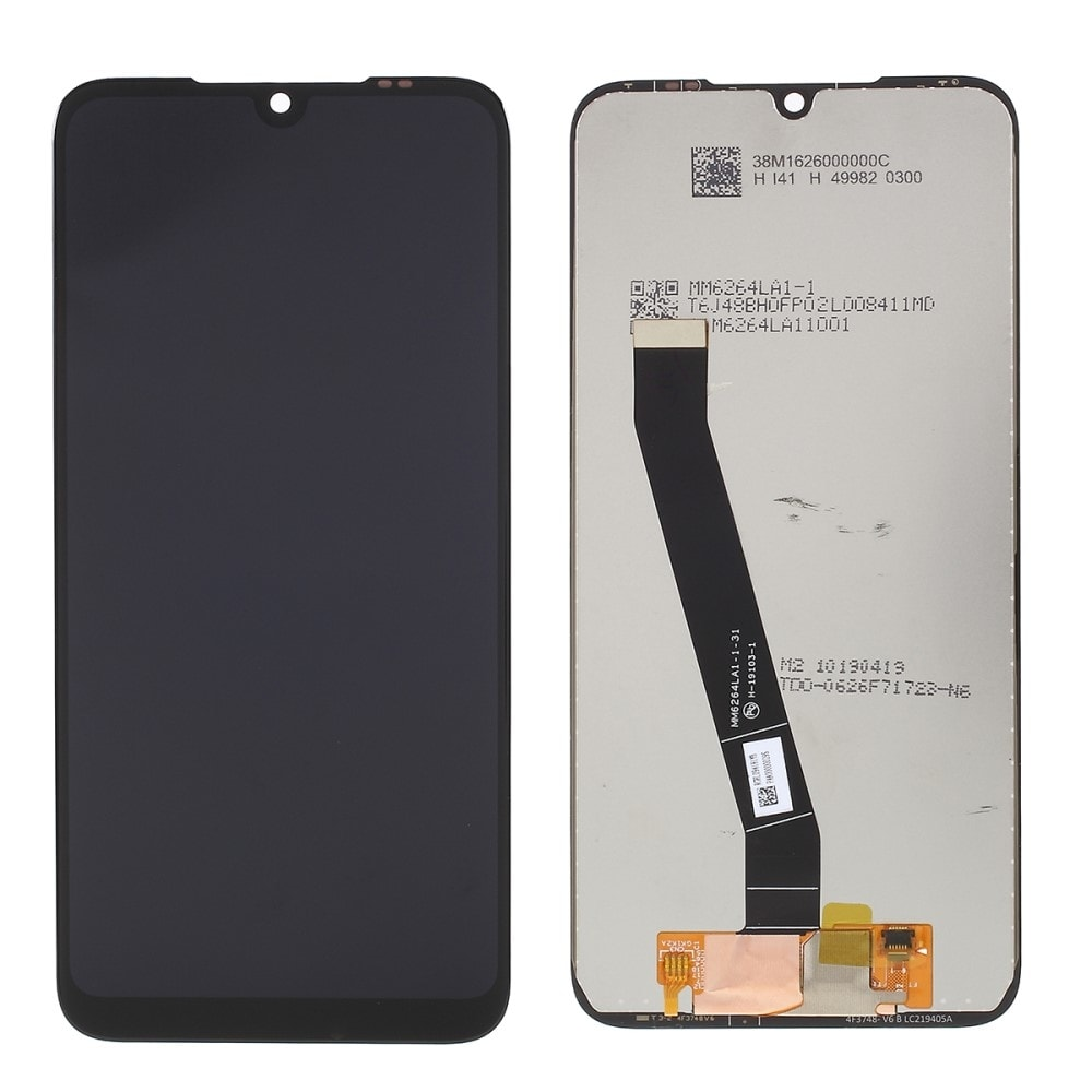 Xiaomi Redmi 7 LCD displej dotykové sklo komplet přední panel