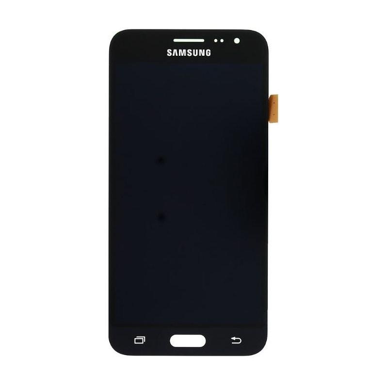 Samsung Galaxy J3 2016 LCD displej dotykové sklo černé J320F