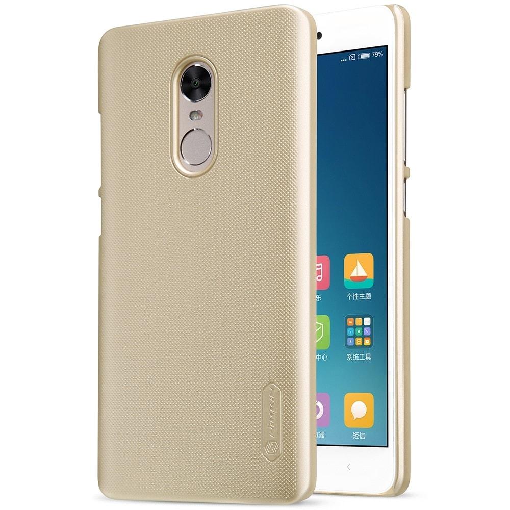 Xiaomi Redmi Note 4 Global / Note 4X Ochranné pouzdro obal zlatý NILLKIN Super Frosted