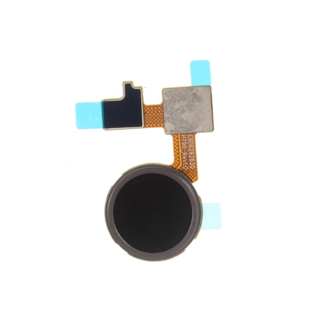 LG Nexus 5X Otisk prstu home button domovské tlačítko flex H790 černé