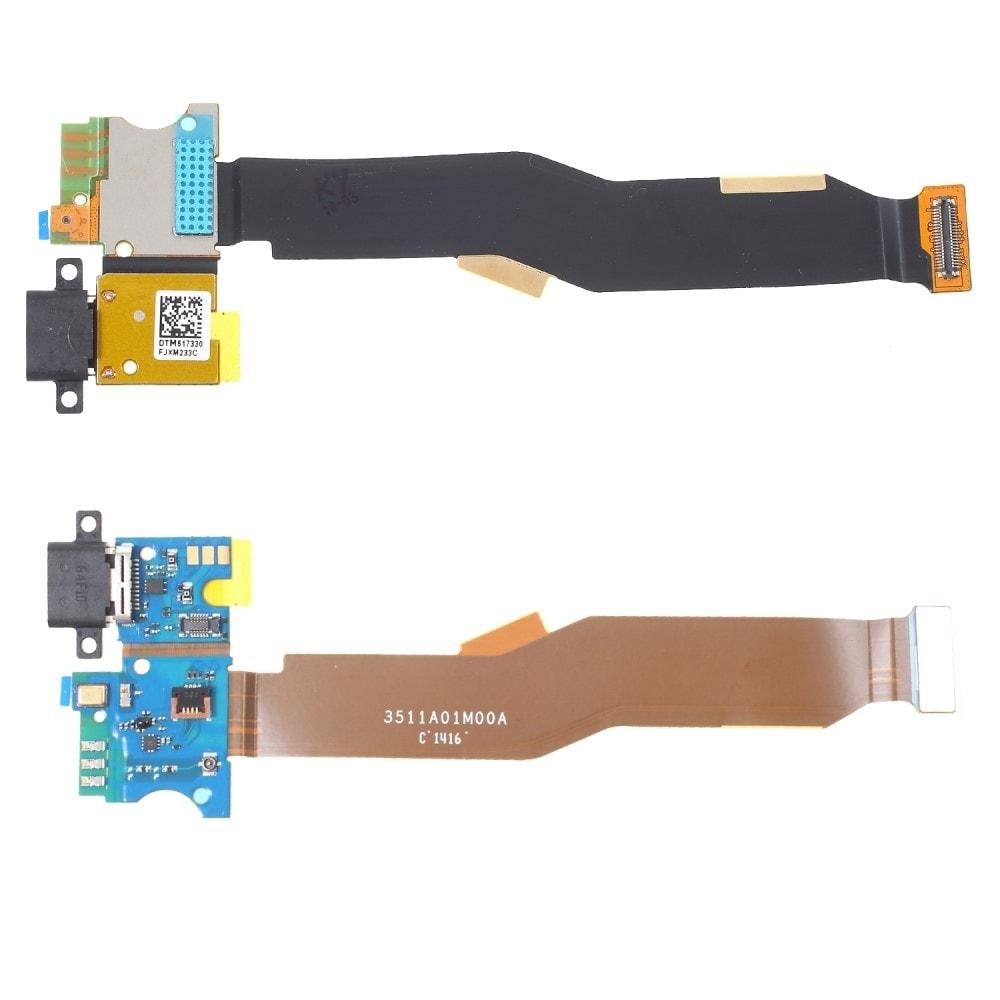 Xiaomi Mi5 nabíjecí usb port napájení flex kabel mikrofon
