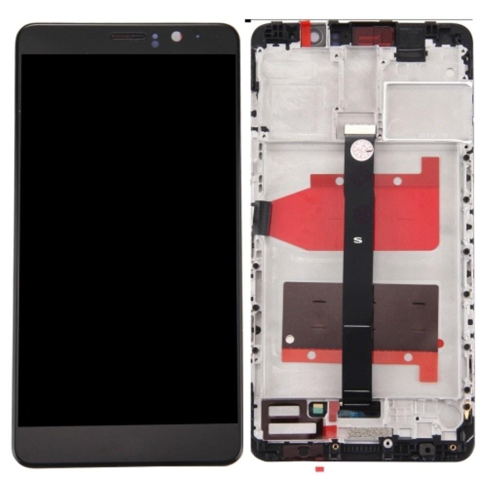 Huawei Mate 9 LCD displej dotykové sklo včetně rámečku černý