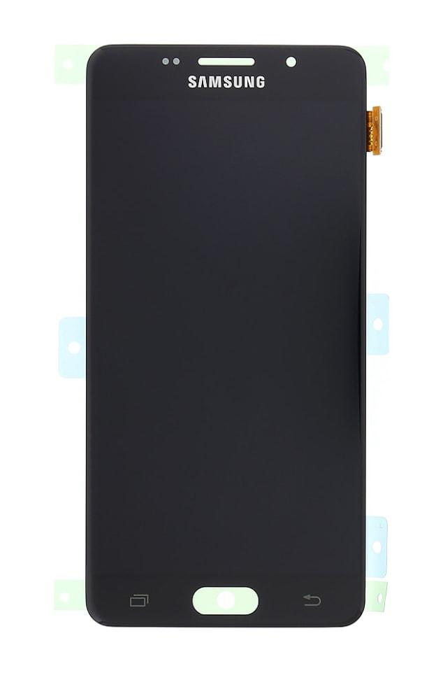 Samsung Galaxy A5 2016 LCD displej dotykové sklo černé A510F