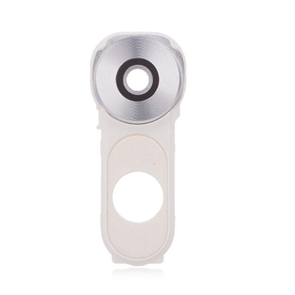 LG V10 krytka čočky fotoaprátu bílá