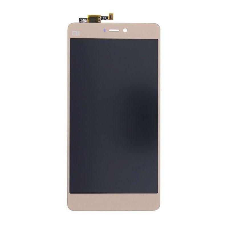 Xiaomi Mi4s LCD displej zlatý + dotykové sklo komplet
