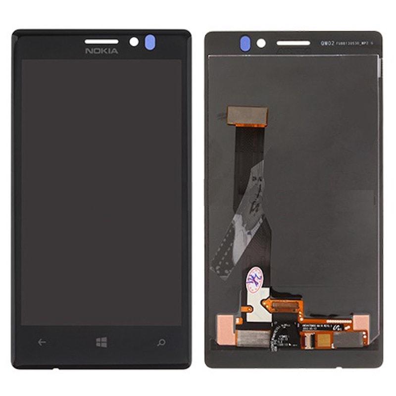 Nokia Lumia 925 LCD displej + dotykové sklo komplet