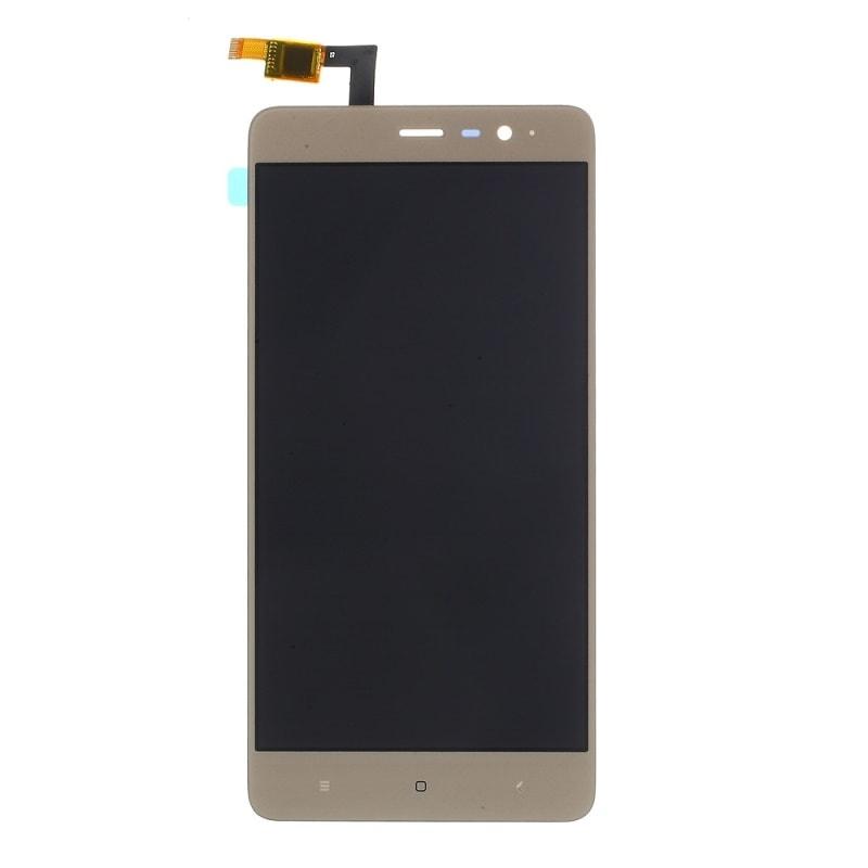 Xiaomi Redmi Note 3 SE 152mm LCD displej dotykové sklo zlaté