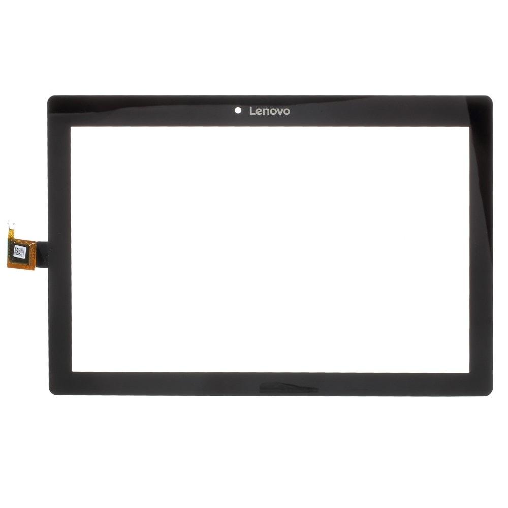 Lenovo Tab 2 X30 dotykové sklo digitizer černý A10-30 YT3-X30 X30F TB2-X30F