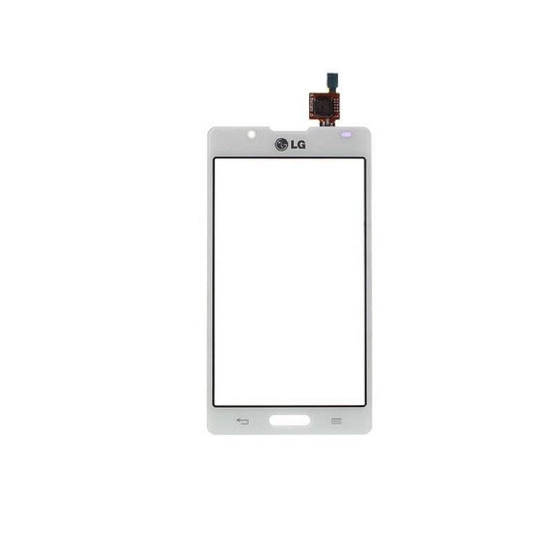 LG L7 II dotykové sklo P710 bílé