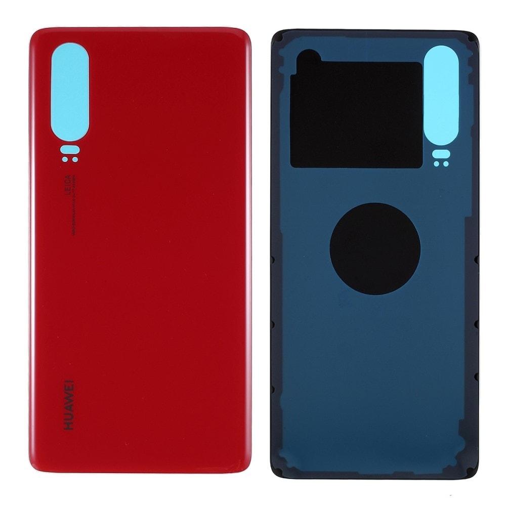 Huawei P30 zadní kryt baterie červený