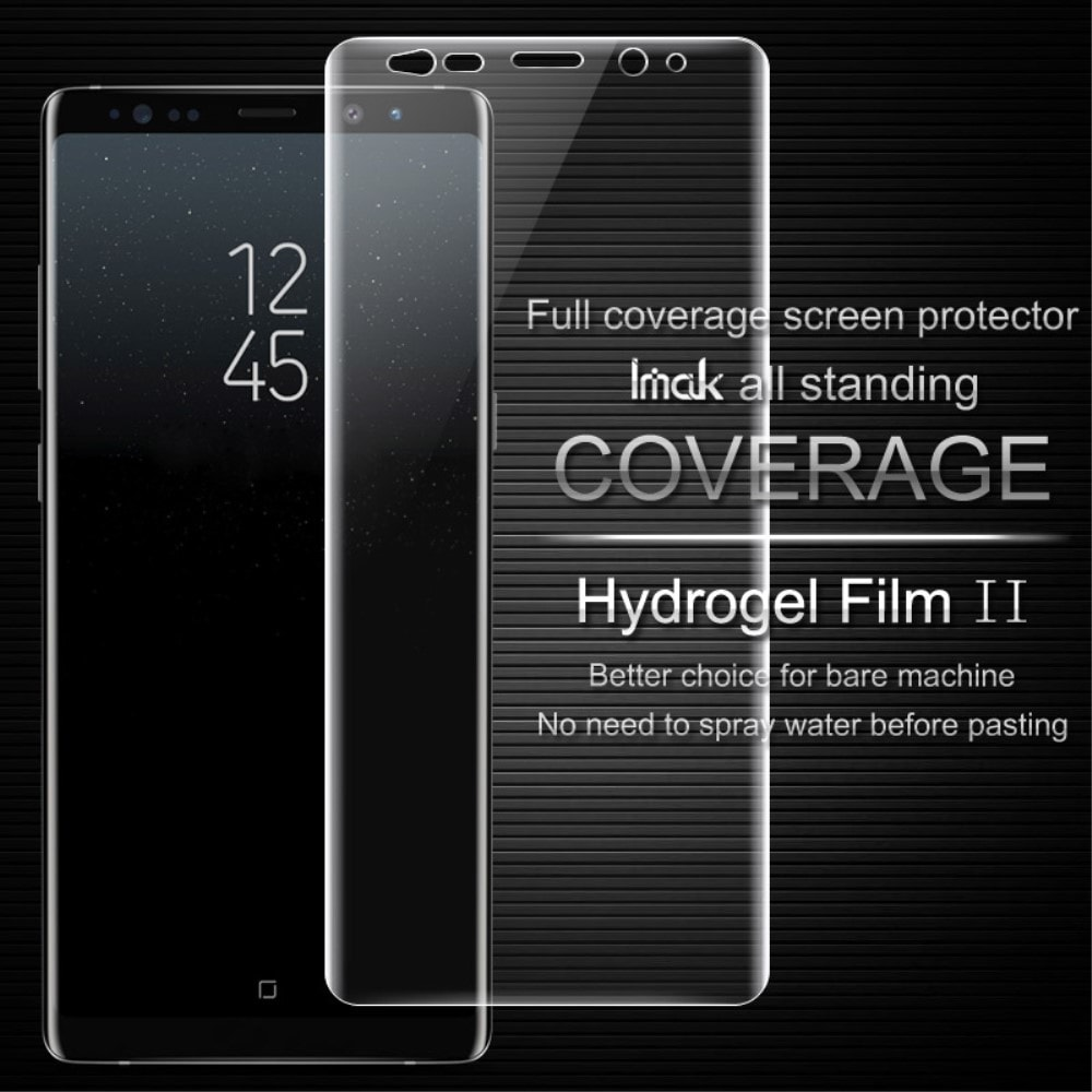 Samsung Galaxy Note 8 IMAK Ochranná transparentní Hydrogel folie na displej