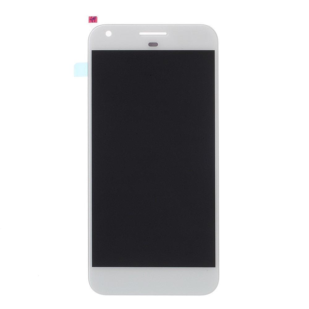 Google Pixel XL LCD displej dotykové sklo bílé M1