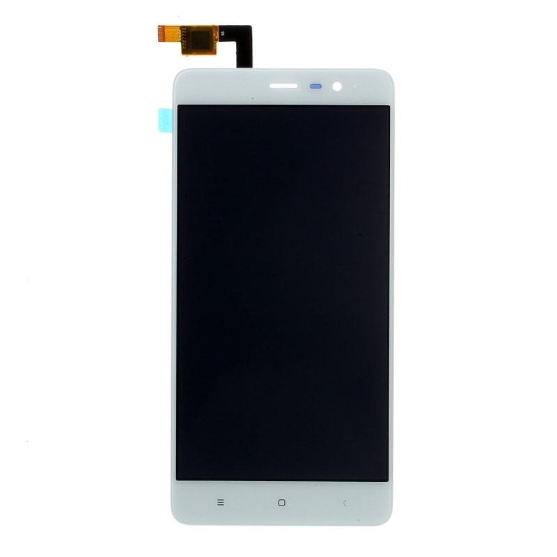 Xiaomi Redmi Note 3 SE 152mm LCD displej dotykové sklo bílé
