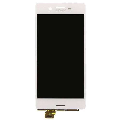 Sony Xperia X LCD displej dotykové sklo bílé F5121