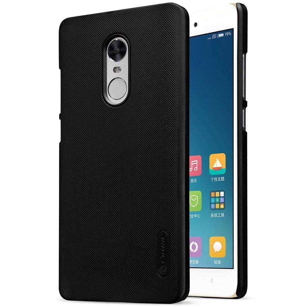 Xiaomi Redmi Note 4 Global / Note 4X Ochranné pouzdro obal černý NILLKIN Super Frosted