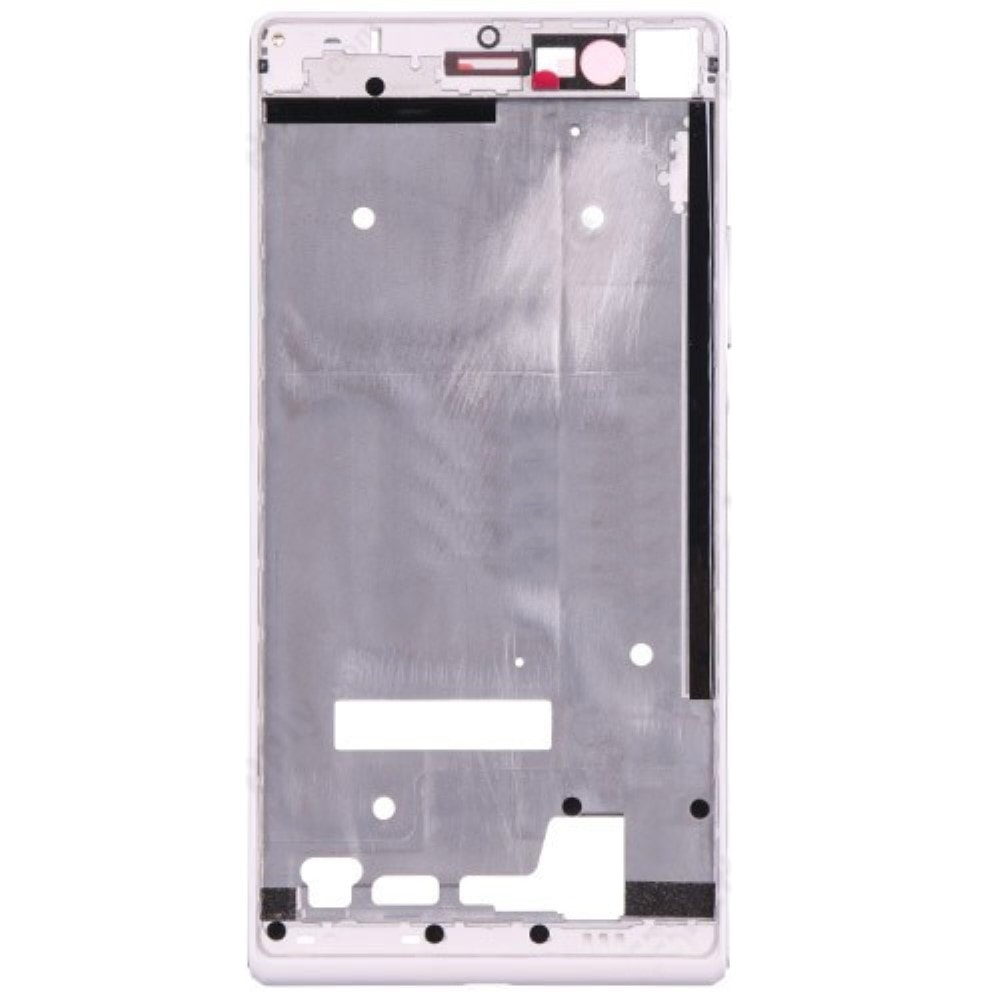Huawei Ascend P7 střední rámeček LCD bílý