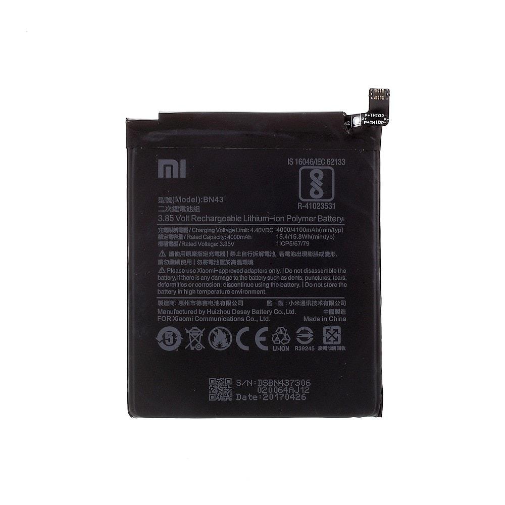 Xiaomi Redmi Note 4 Global / Note 4X Baterie BN43