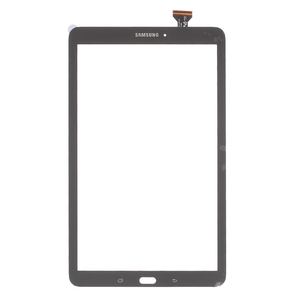 Samsung Galaxy Tab E 9.6 Dotykové sklo černé T560