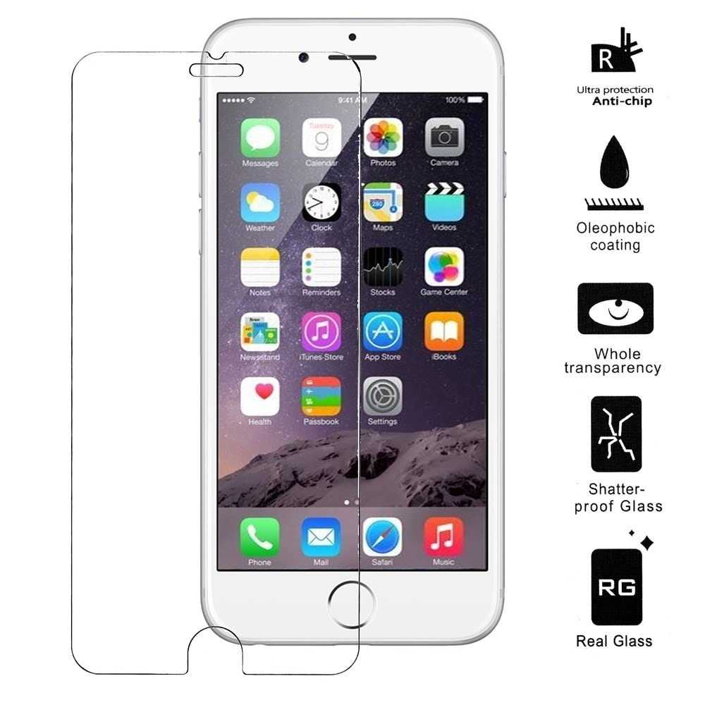 Apple iPhone 6 Plus / 6S Plus Ochranné tvrzené sklo 2,5D 0,3mm