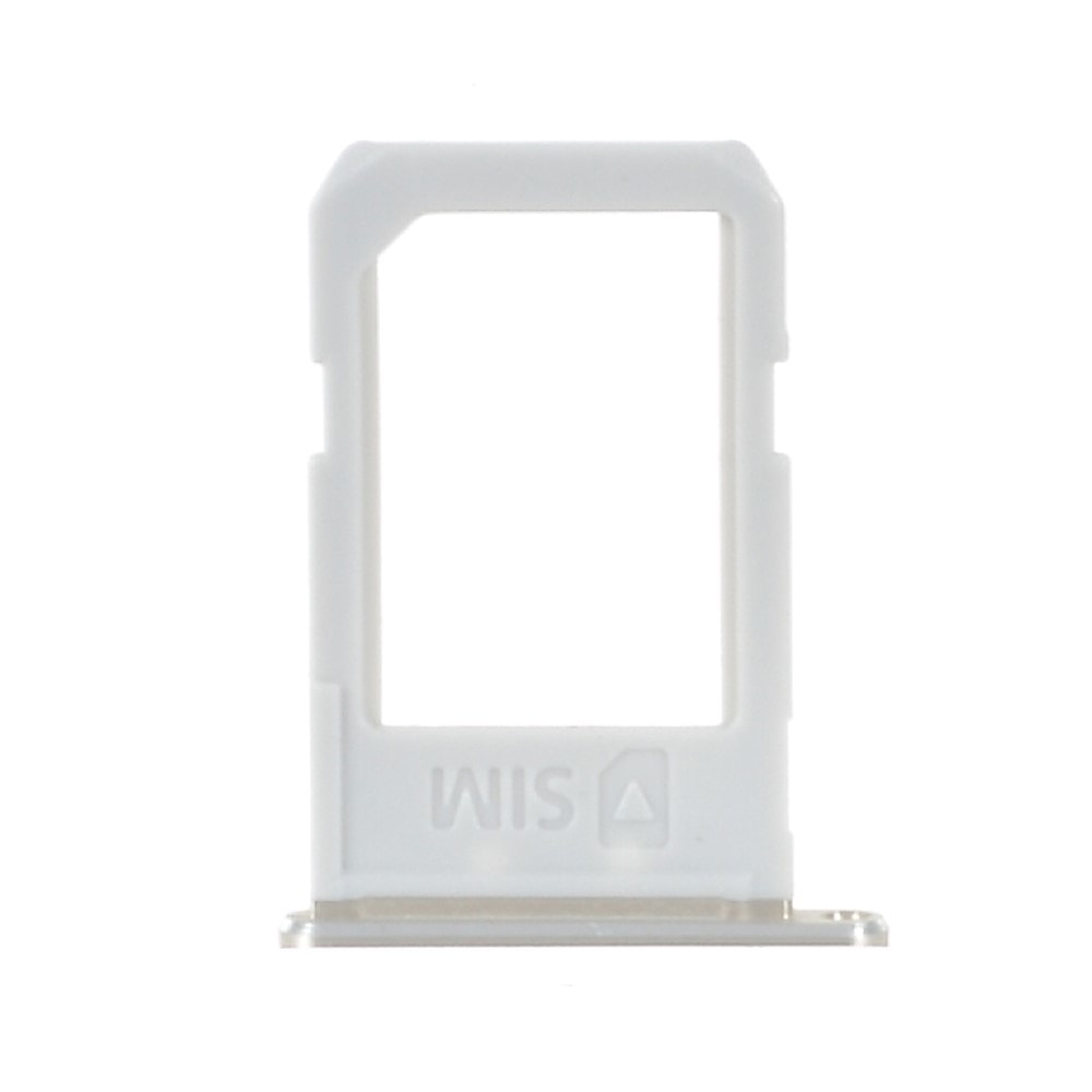 Samsung Galaxy S6 Edge Plus šuplík na sim stříbrný G928F