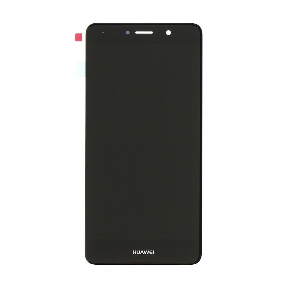 Huawei Y7 LCD displej dotykové sklo černé