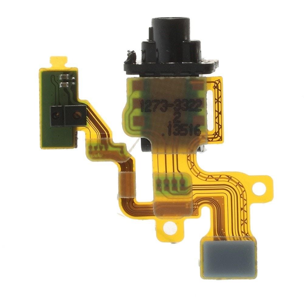 Sony Xperia Z1 Compact flex audio jack sluchátka proximity D5503