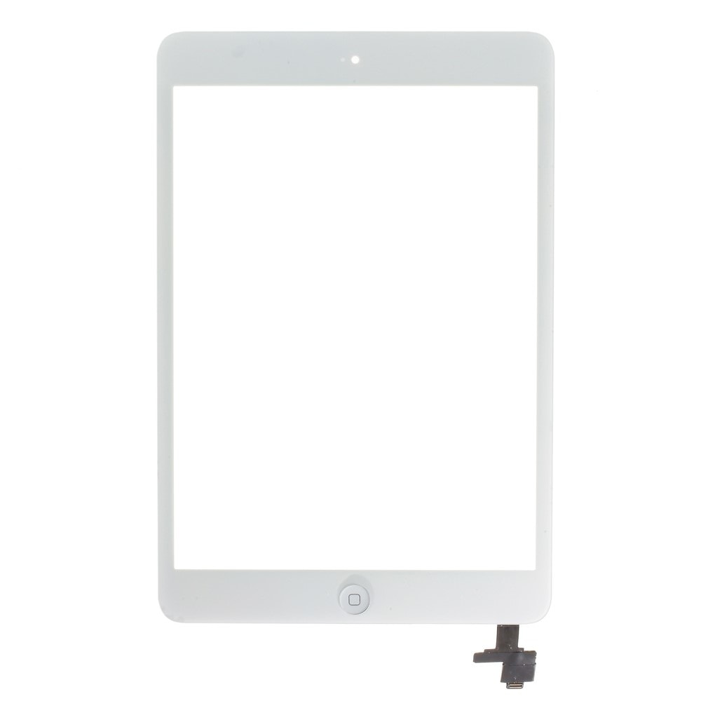 Apple iPad mini 1 2 dotykové sklo bílé IC čip