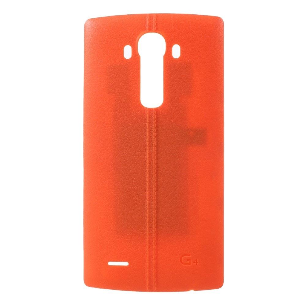 LG G4 Zadní kryt baterie oranžový H815