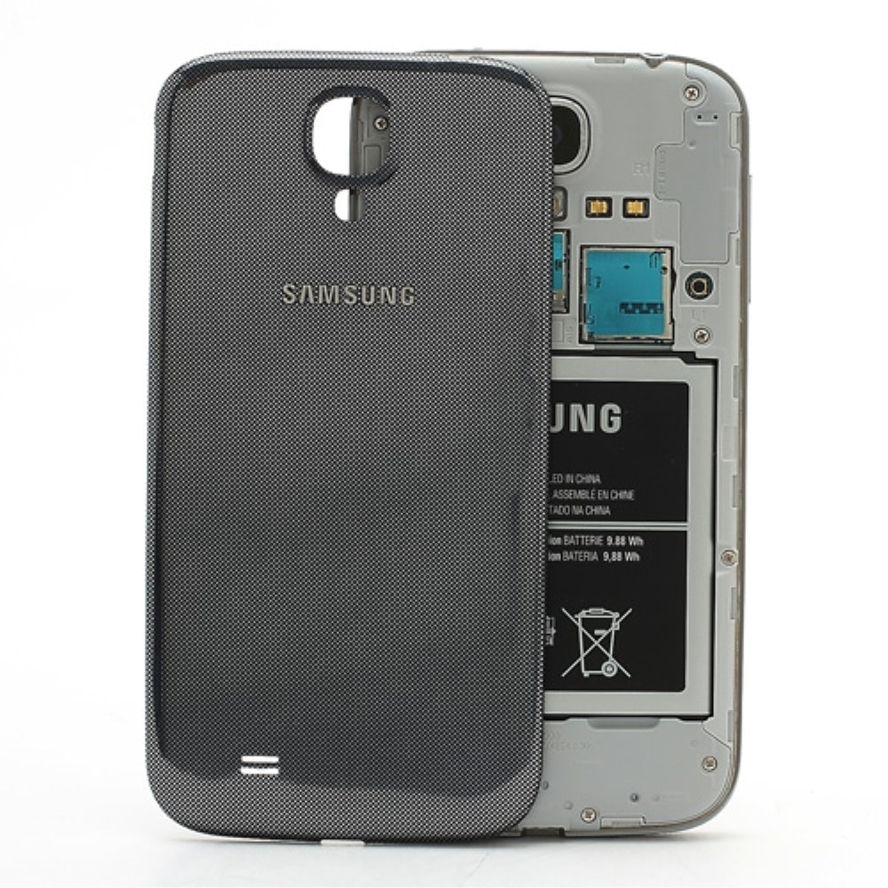 Samsung Galaxy S4 zadní kryt baterie černý (tmavě modrý) i9505