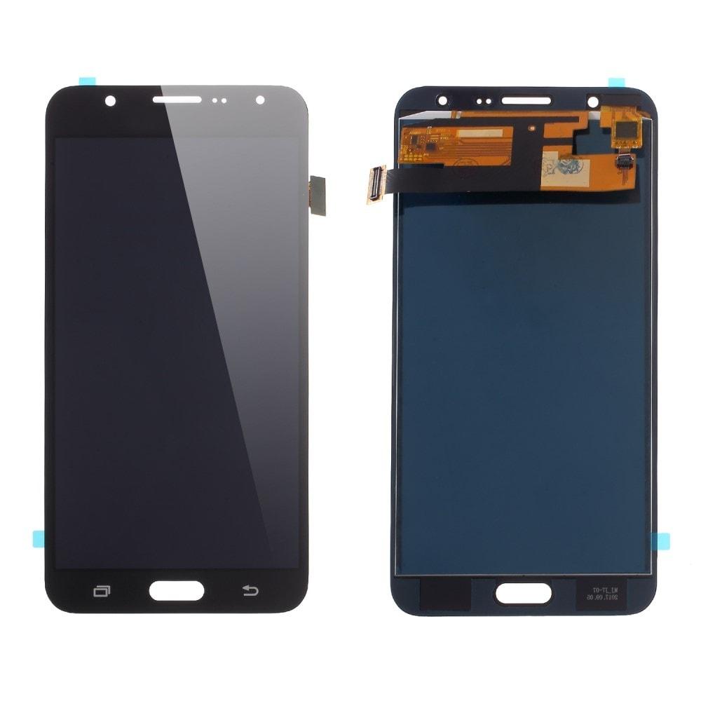 Samsung galaxy J7 LCD TFT displej dotykové sklo komplet přední panel J700F