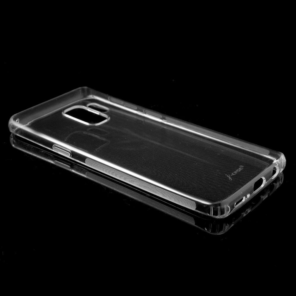 Samsung Galaxy S9 zadní ochranný kryt obal transparentní G960