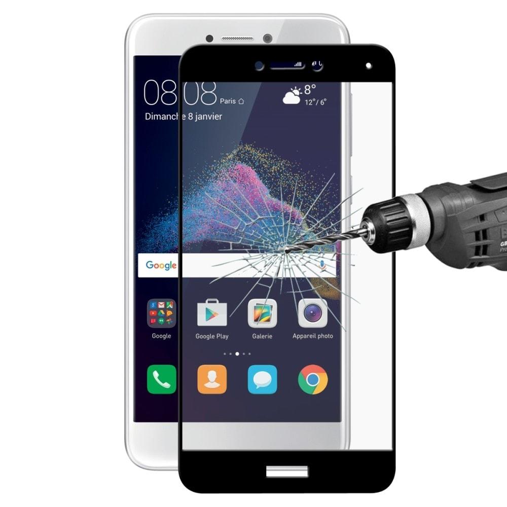 Huawei P9 Lite 2017 / Honor 8 Lite Ochranné tvrzené sklo 3D černá