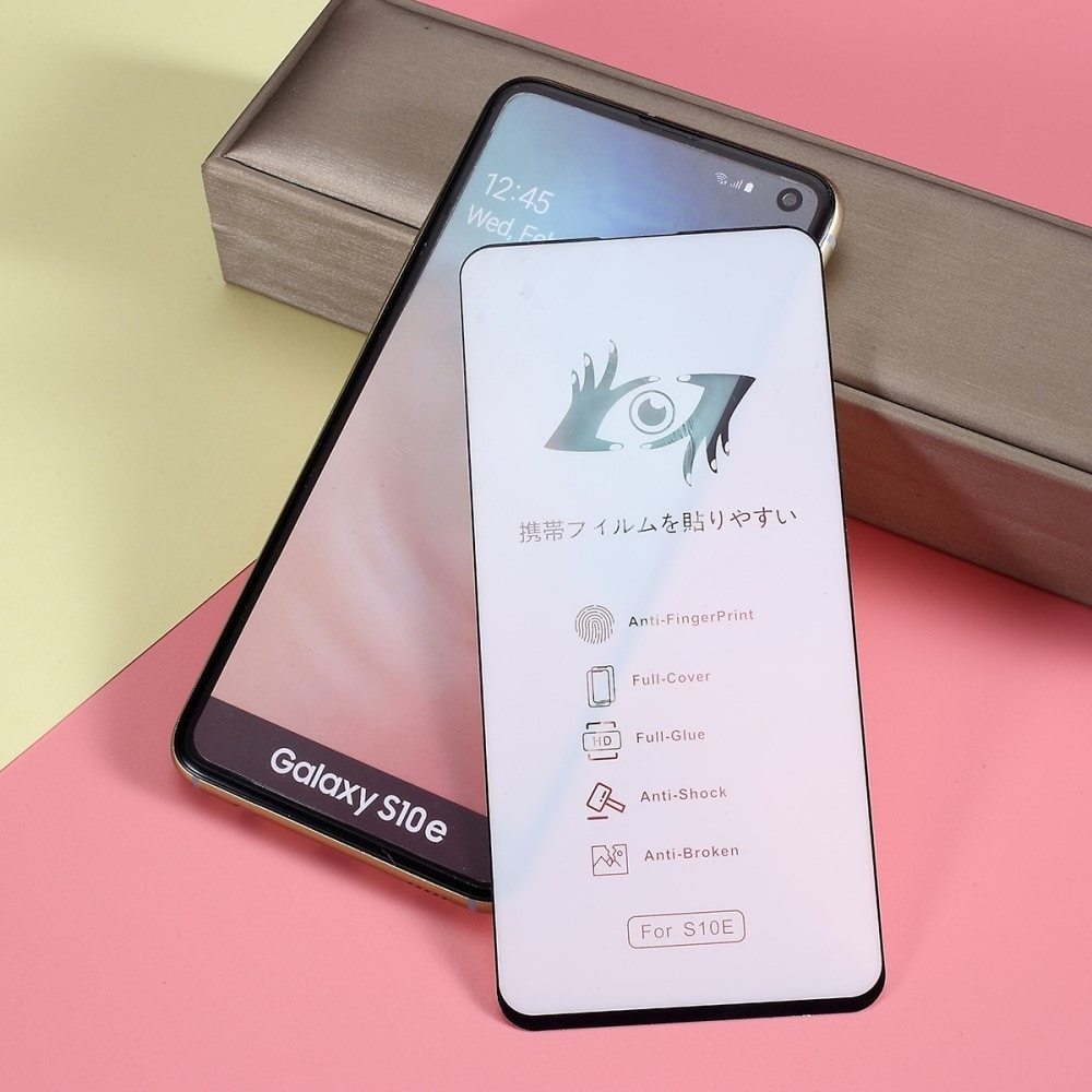 Samsung Galaxy S10e Ochranná vrstva na přední sklo displej G970