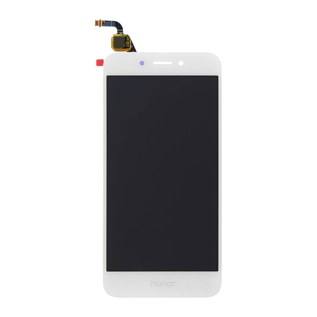 Honor 6A LCD displej dotykové sklo komplet přední panel bílý