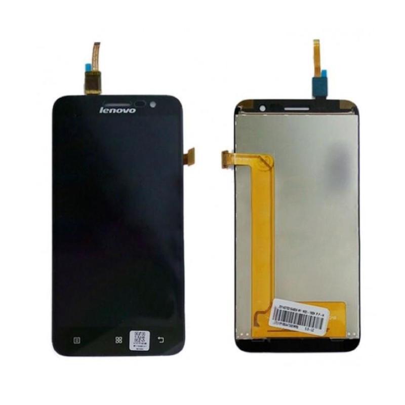 Lenovo A806 LCD displej černý + dotykové sklo komplet A8