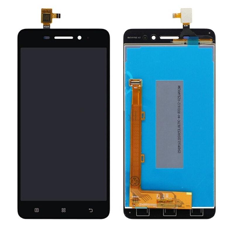 Lenovo S60 LCD displej černý + dotykové sklo komplet
