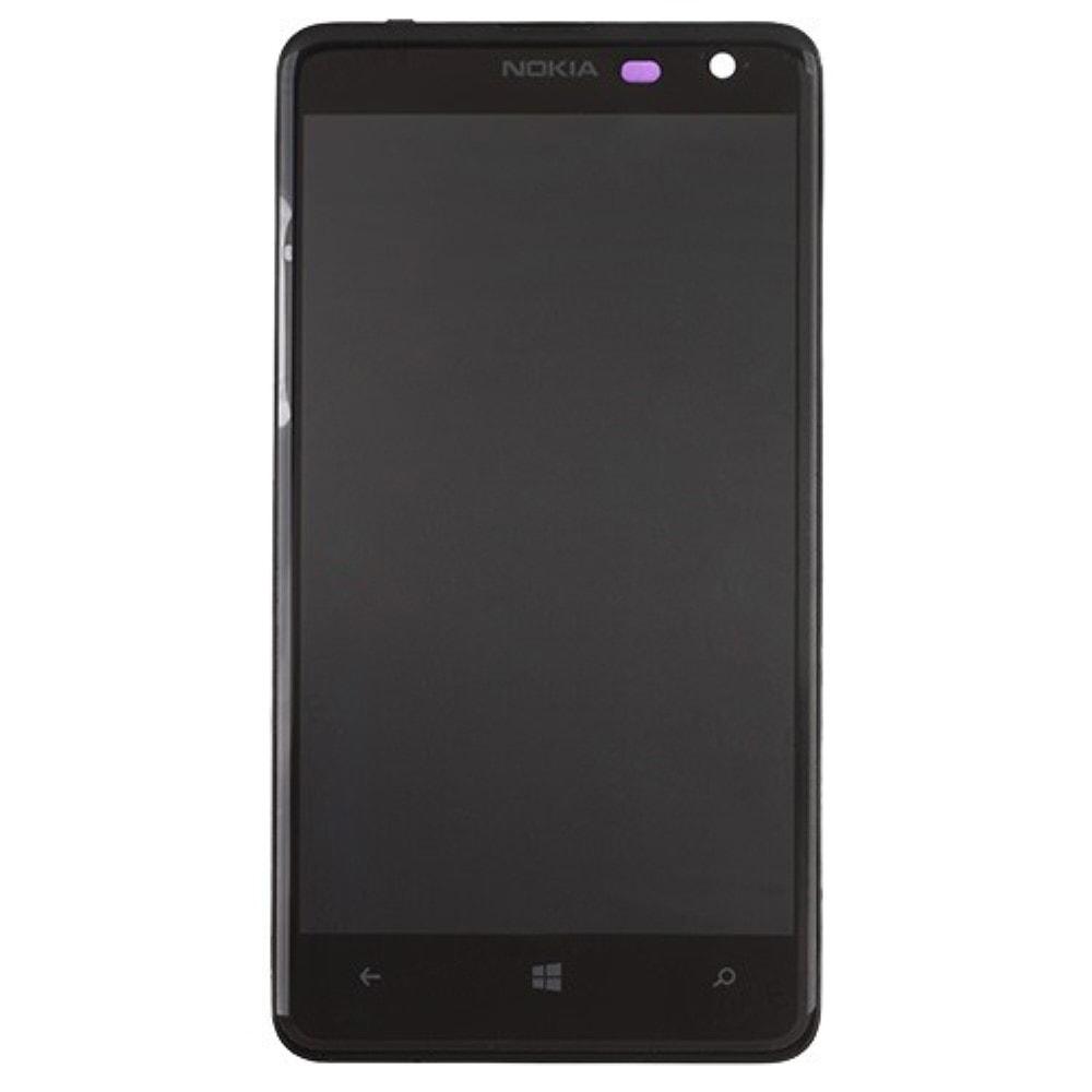 Nokia Lumia 625 LCD displej + dotykové sklo komplet