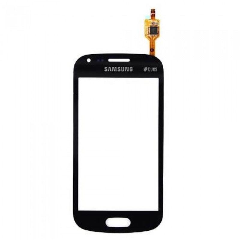Samsung Galaxy S Duos 2 dotykové sklo černé S7582 Trend plus 2 S7580