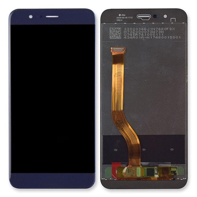 Honor 8 PRO LCD displej komplet dotykové sklo modrý